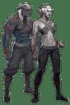 Character: Qunari