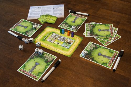 Board Game: Awesomest Petting Zoo