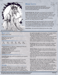 RPG Item: Mari Lwyd
