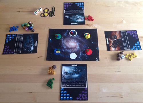 Board Game: Cosmic Domination