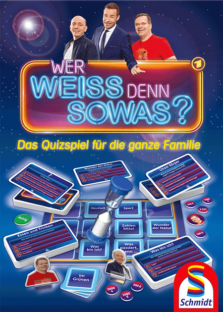Wer Weiss Denn Sowas Board Game Boardgamegeek