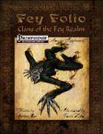 RPG Item: Fey Folio: Clans of the Fey
