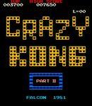 Video Game: Crazy Kong