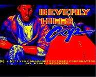 Video Game: Beverly Hills Cop (1990)