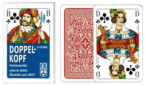 Board Game: Doppelkopf