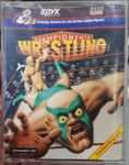Video Game: Championship Wrestling