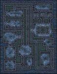 RPG Item: VTT Map Set 018: Deep Sea Dungeon