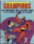 RPG Item: Champions (First Edition)