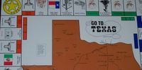 Board Game: Go to Texas