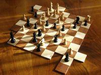 Board Game: Schach Plus