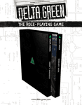 RPG Item: Delta Green: The Role-Playing Game