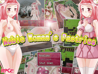Video Game: Noble Woman's Pastries