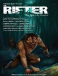 Issue: The Rifter (Issue 81 - Jul 2018)