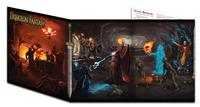 RPG Item: Dungeon Fantasy GM Screen