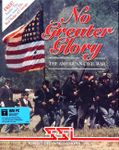 Video Game: No Greater Glory: The American Civil War