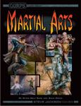 RPG Item: GURPS Martial Arts (4th Edition)