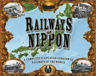 Board Game: Railways of Nippon