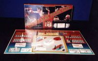 Board Game: VCR Top Rank Boxing Game