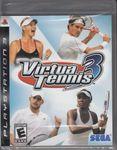 Video Game: Virtua Tennis 3