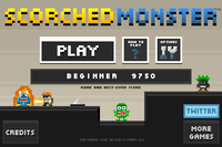 Video Game: Scorched Monster