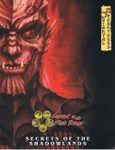 RPG Item: Secrets of the Shadowlands