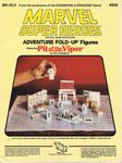 RPG Item: MHAC-04: Adventure Fold-Up Figures featuring Pit of the Viper
