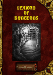 RPG Item: Lexicon Of Dungeons