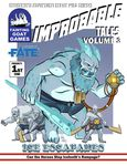 RPG Item: Improbable Tales Volume 3, Issue 1: Ice Escapades (Fate)