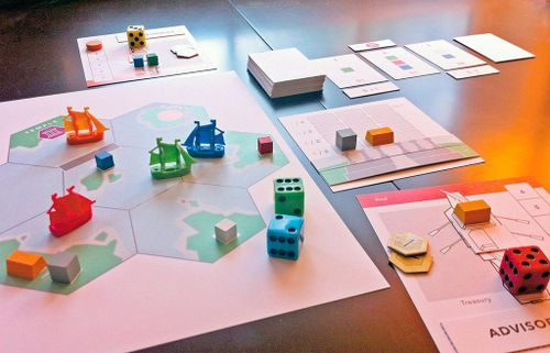 Board Game: Ophir
