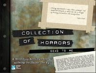 RPG Item: Collection of Horrors 15: Dead To Me