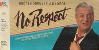 Board Game: No Respect: Rodney Dangerfield's Game