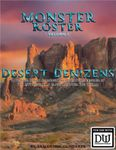 RPG Item: Monster Roster Volume I: Desert Denizens