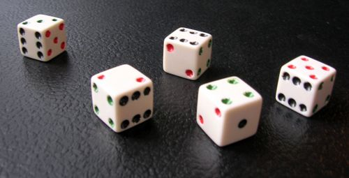 Board Game: Kismet