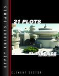 RPG Item: 21 Plots: Planetside Second Edition