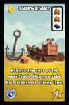 Board Game: Dice City: Shipwright