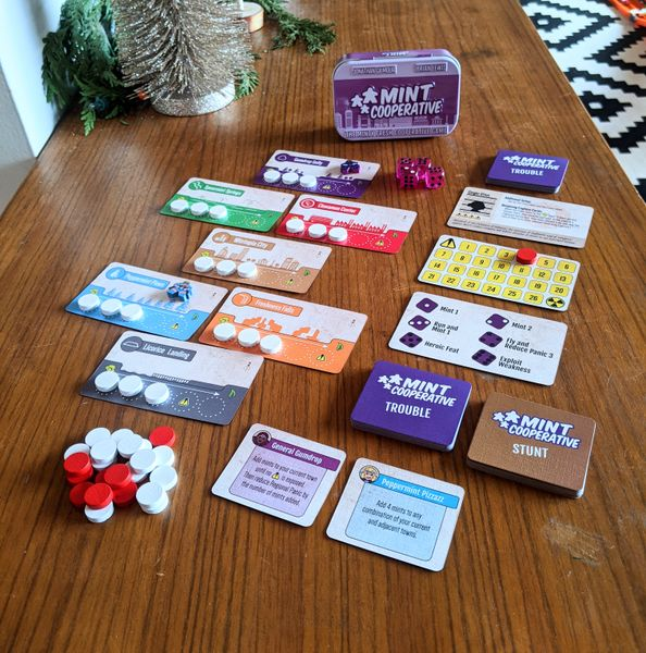 Mint Cooperative Kickstarter... Early Christmas Present!