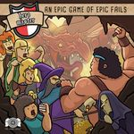 Board Game: Hero Master: An Epic Game of Epic Fails