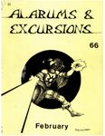 Issue: Alarums & Excursions (Issue 66 - Feb 1981)