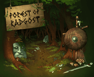 Board Game: Forest of Radgost