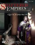 RPG Item: Shattered Empires: the Roleplaying Game Quicklaunch