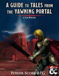 RPG Item: A Guide to Tales from the Yawning Portal