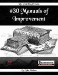 RPG Item: #30 Manuals of Improvement