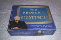 Board Game: The People's Court
