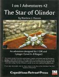 RPG Item: 1 on 1 Adventures #02: The Star of Olindor