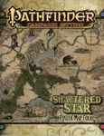 RPG Item: Shattered Star Poster Map Folio