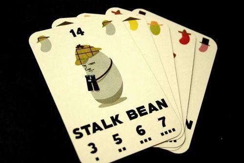 Board Game: Bohnanza