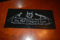 Board Game: The Red Dragon's Lair