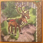 Board Game: Zooloretto: The Reindeer