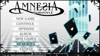 Video Game: Amnesia: Memories