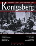 Board Game: Königsberg: The Soviet Attack on East Prussia, 1945